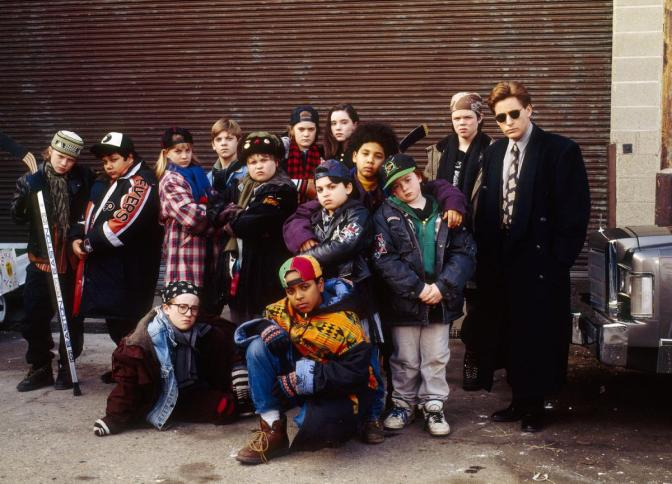 The Mighty Ducks (EP 01)