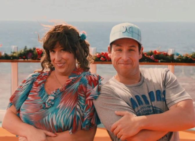 Adam Sandler in Jack and Jill