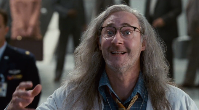 Doctor Okun in Independence Day