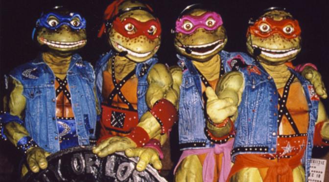 Teenage Mutant Ninja Turtles (EP 37)