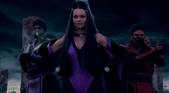 Sindel in Mortal Kombat: Annihilation